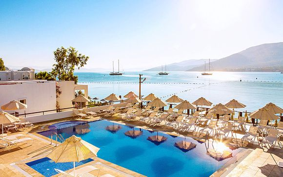 Sina Hotel Torba Bodrum 4* - Adults Only