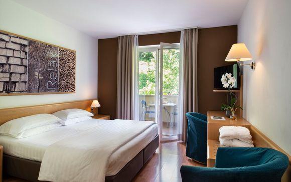 Il Vital Hotel Flora 4*