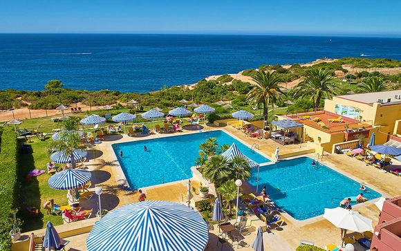 Algarve - Hotel Baía Cristal Beach & Spa Resort 4*