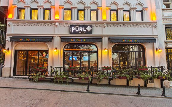 The Purl Boutique Hotel 4*