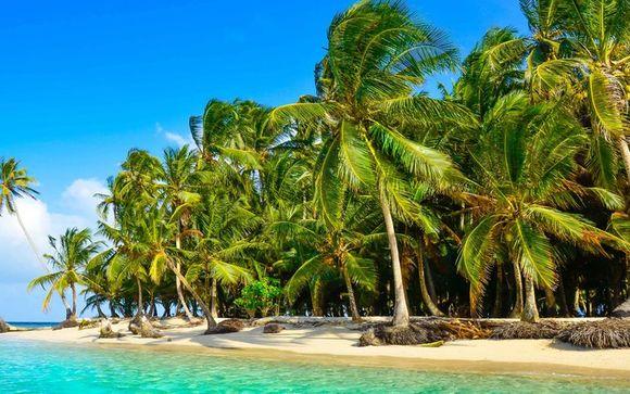 Crowne Plaza Panama City 4* + The Westin Playa Bonita Panama 4*