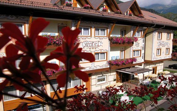 L'Hotel Bellaria