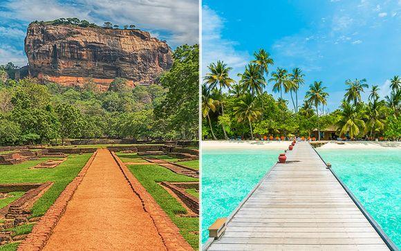 Minitour Sri Lanka + Soggiorno mare Maldive