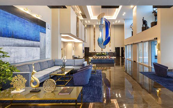 L'Hotel Centara West Bay Residences & Suites Doha 5*