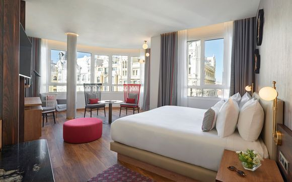 L'Hyatt Centric Gran Via Madrid 5*