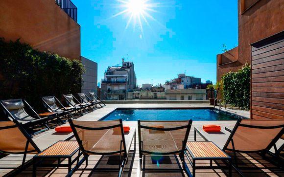 Europark Hotel Barcelona