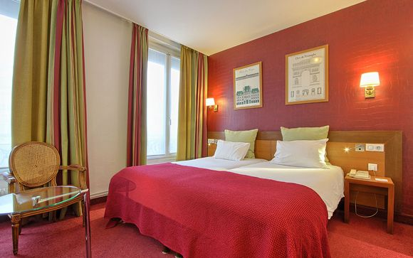 Timhotel Invalides 4*