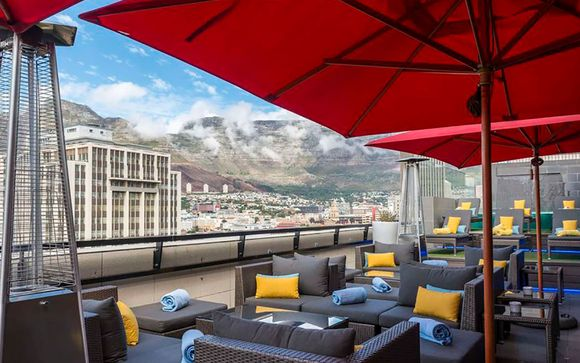Il Park Inn Radisson Cape Town Foreshore 4*
