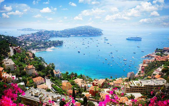 Fairmont Monte Carlo 4* + Radisson Blu Nizza 4* + InterContinental Carlton Cannes 5*