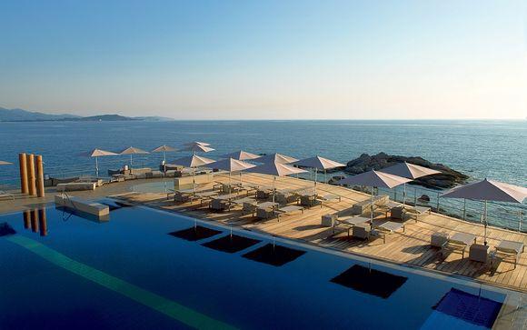 Hotel Sofitel Golfe D'Ajaccio Thalassa Sea & Spa 5*