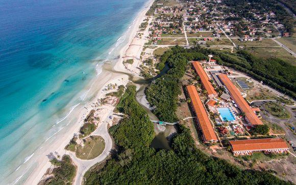 Playa del Este - Hotel Arenal