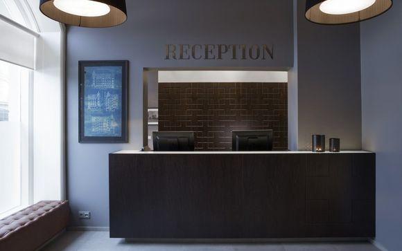 Hotel Apotek 4*
