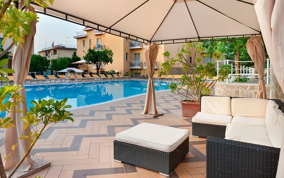 Il Grand Hotel Parco del Sole 4* (o similare)