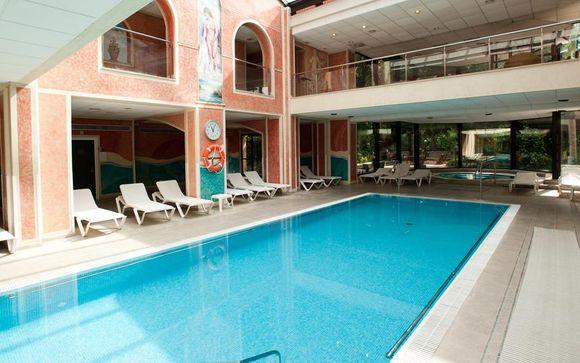 Hotel Termes Montbrio 4*