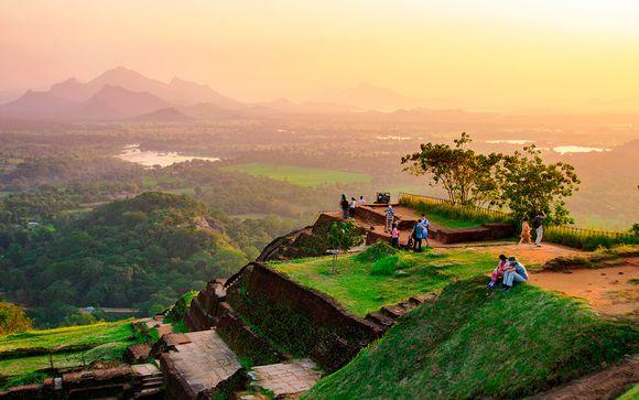 Tour alla scoperta dello Sri Lanka con estensione a Passikudah Costa Est