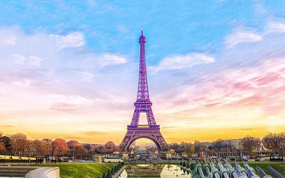 Plaza Tour Eiffel 4*