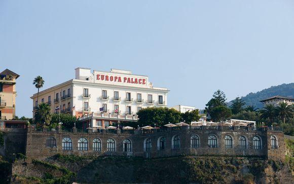 L'Europa Palace Grand Hotel 4*