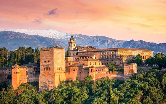 Fly & Drive Murcia e Andalusia Orientale