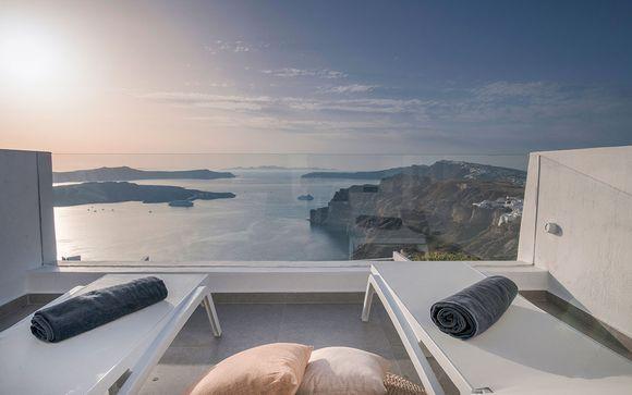 Santorini - Hotel Symphony Suites Santorini