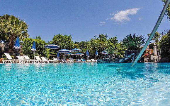 Ischia - Hotel Regina Palace 4*