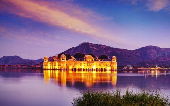 Tour gli Splendori del Rajasthan con soggiorno a Goa