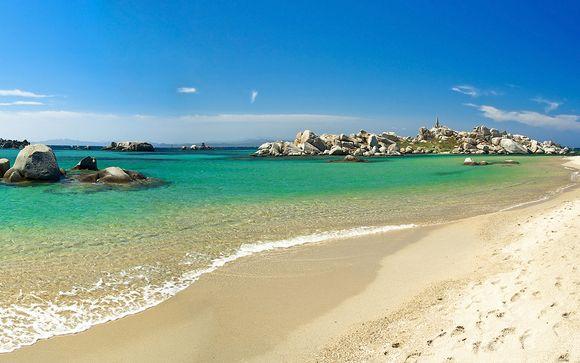 Relax in Costa Verde, tra mare, montagna e natura