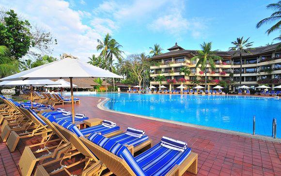 Sanur - Prama Sanur Beach Hotel 5*