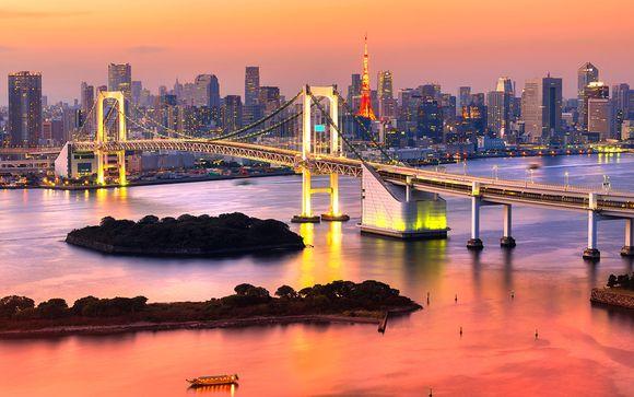 Itinerario con 6 notti: Tokyo, Kamakura, Kyoto, Nara e Osaka