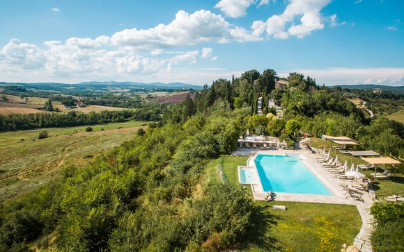 Laticastelli Country Relais 4*
