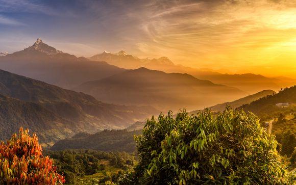 Tour privato del Nepal + possibile trekking di 3 notti