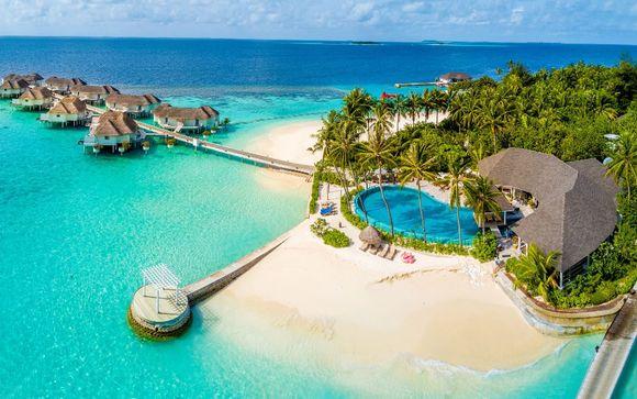 Il Centara Grand Island Resort And Spa Maldives 5*