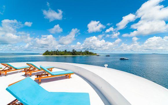 Crociera Seafari Explorer alle Maldive