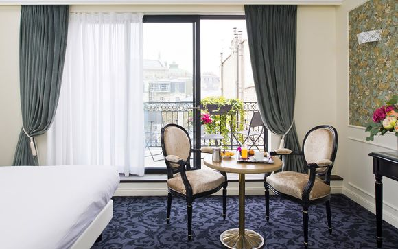 Volo più hotel Parigi