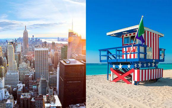 Aliz Hotel Times Square NYC 4* + Kimpton Epic Hotel Miami 5*