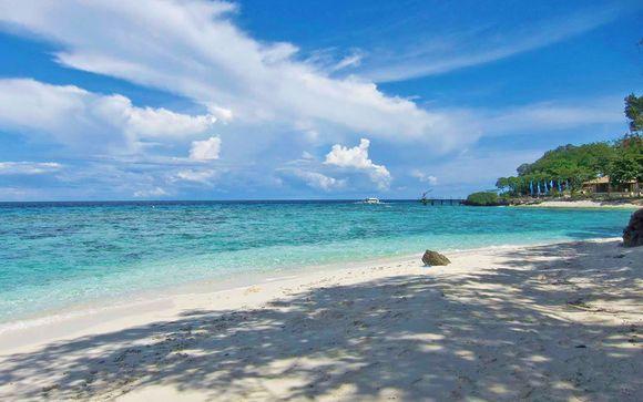 Isola di Sumilon - Bluewater Sumilon 4*