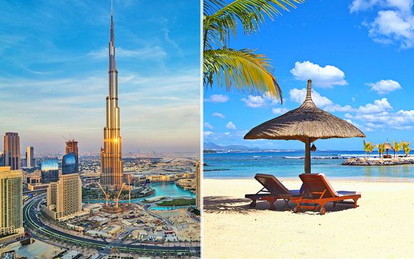 Crowne Plaza Dubai Festival 5* + InterContinental Mauritius Resort Balaclava Fort 5*