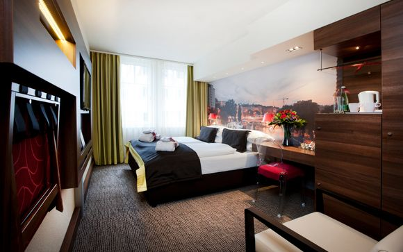 Hotel Mercure Wien City 4*