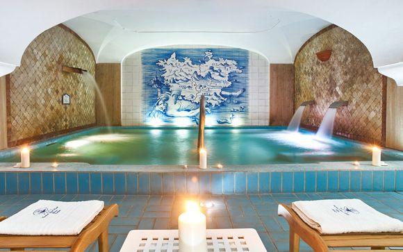 Central Park Hotel Terme 4*
