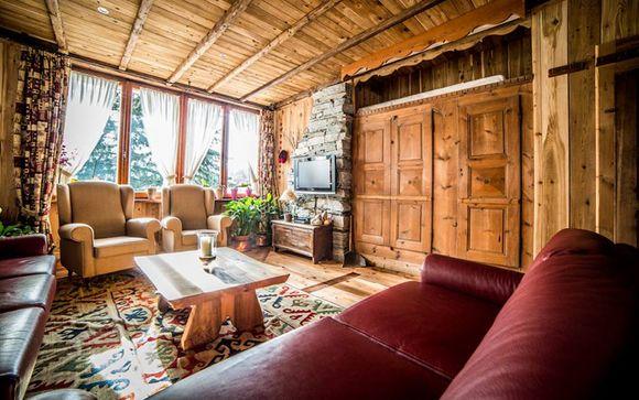 Gusto e tradizione in 4* di charme in Val d'Ayas