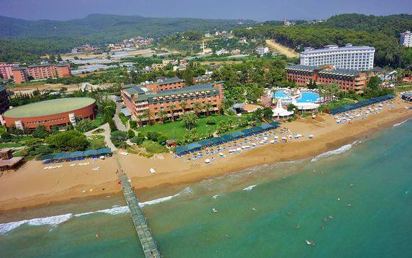 Hotel Club Pegasos 4* - Soggiorno Mare