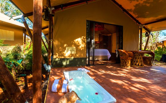 Serenity Eco Luxury Tented Camp by Xperience