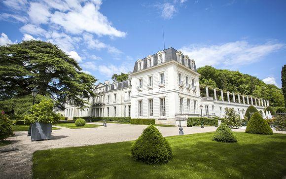 Lusso regale nella residenza della Principessa di Courland