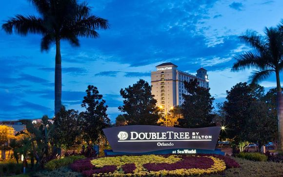 Hotel Doubletree by Hilton Orlando at Seaworld 4*