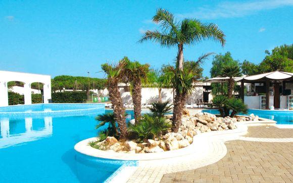 Nicolaus Alimini Smile Village 4* - Otranto