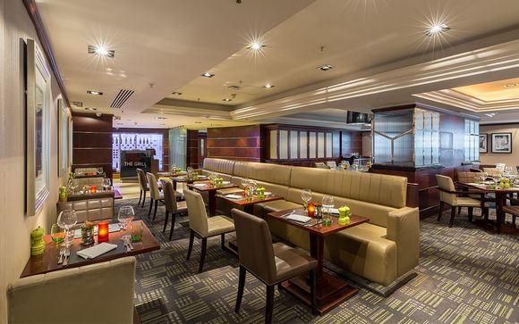 Amba Hotel Marble Arch 4*