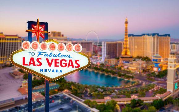Vivi le luci di Las Vegas e l'emozionante show di Céline Dion