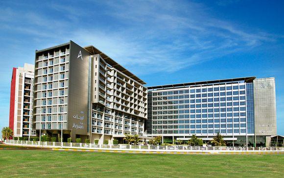 Abu Dhabi - Park Rotana Hotel 5*