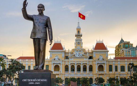 L'itinerario in Vietnam