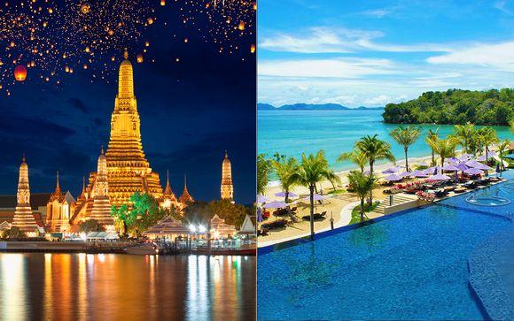 I templi di Bangkok e le spiagge paradisiache di Krabi