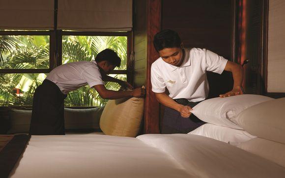Yangon - Hotel Belmond Governor